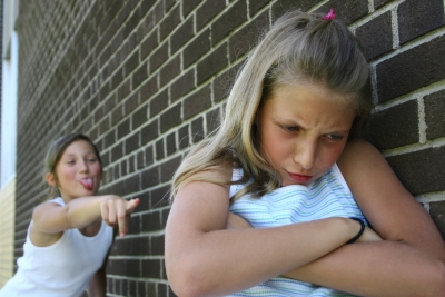 child bully trauma rejection
