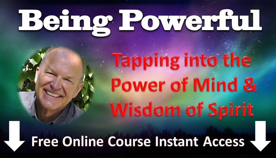 Being Powerful - Free course