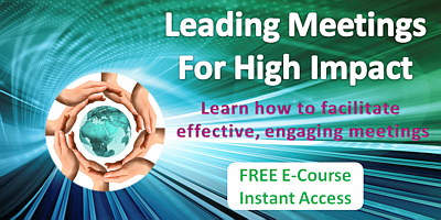 Leading Meetings For High Impact