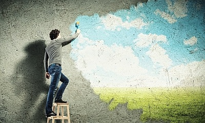 Painting a brighter picture