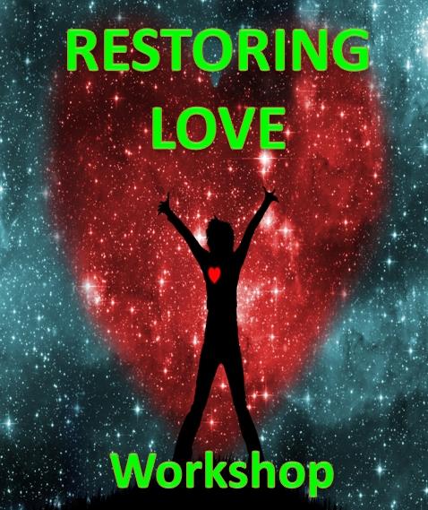 Restoring Love heart