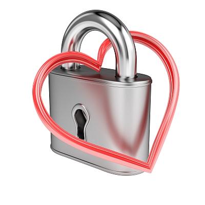 heart locked
