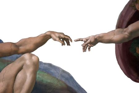 De Vinci fingers spirit