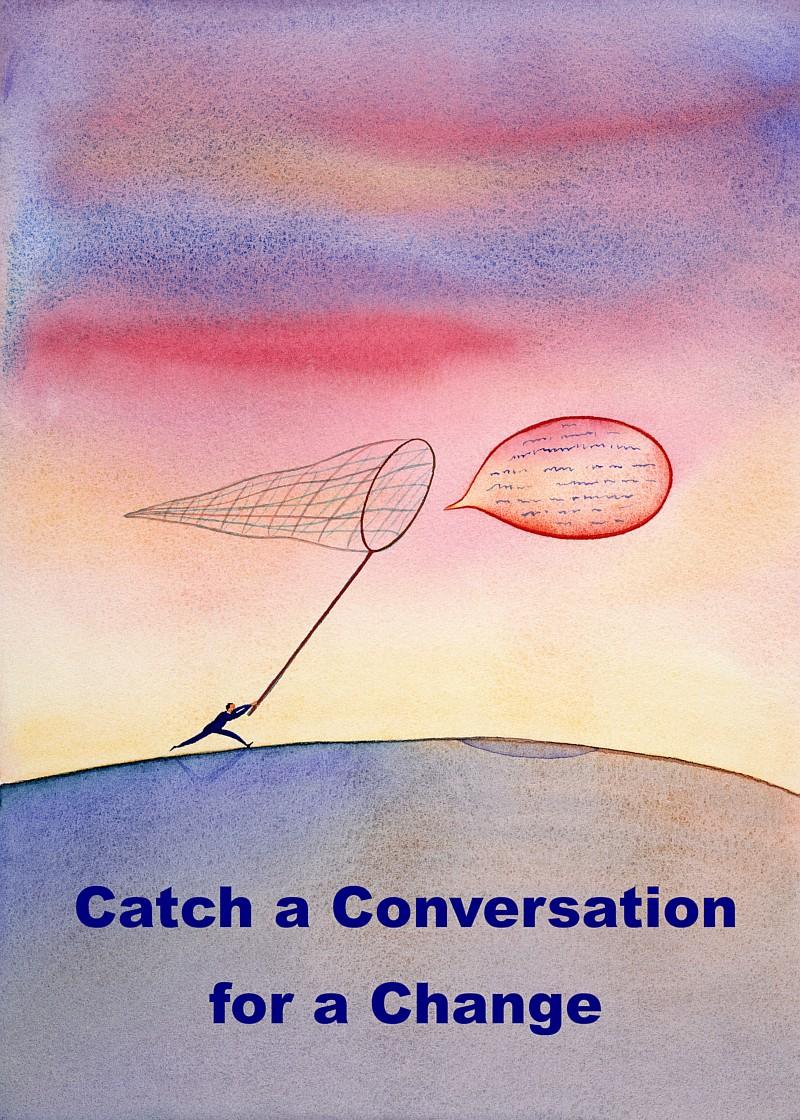 Catch a Bohm Dialogue for a change