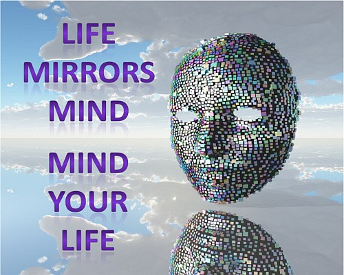Life Mirrors the Miind