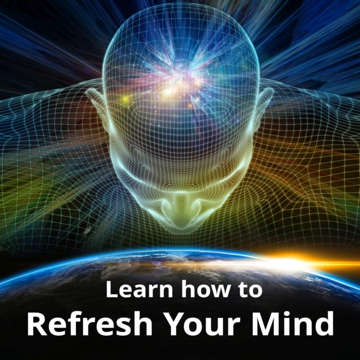 Learn how to refresh your mind! Refreshing Beliefs