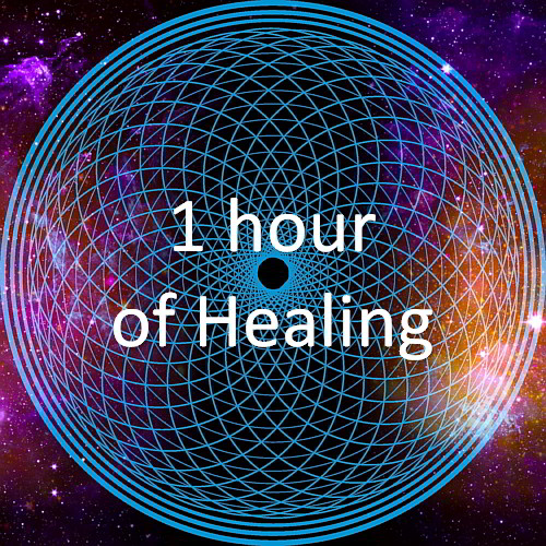 WisdomWays -1 hour of healing with Richard